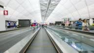 Airport in the Hong Kong