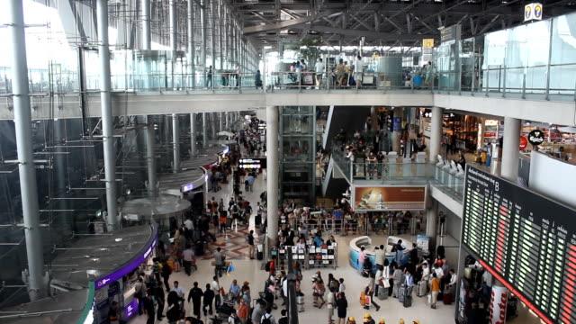 Airport Passenger Suvarnabhumi International Airport