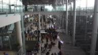 Airport Passenger, Suvarnabhumi International Airport