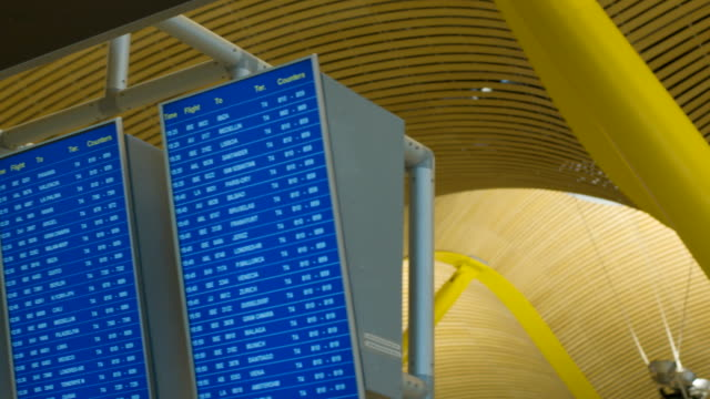 Airport screens