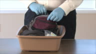 TSA Airport Security Searches Carry On Items