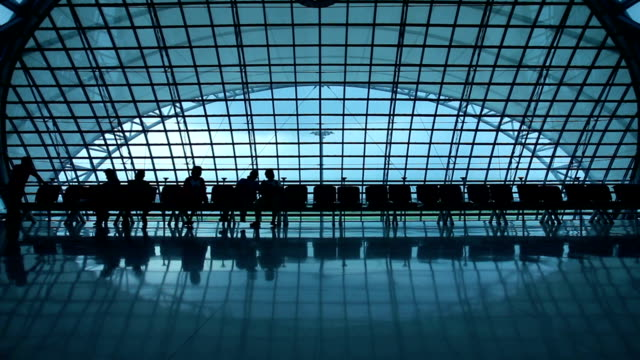 Flughafen hall