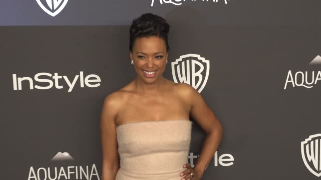 Aisha Tyler at 17th Annual InStyle And Warner Bros Pictures Golden Globe AfterParty at The Beverly Hilton Hotel on January 10 2016 in Beverly Hills...