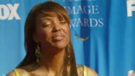 Aisha Tyler at the 38th NAACP Image Awards at the Shrine Auditorium in Los Angeles California on March 2 2007