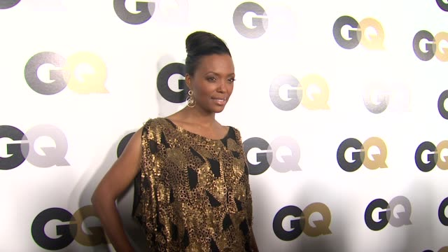 Aisha Tyler at the GQ's 2011 'Men Of The Year' Party at Los Angeles CA