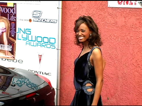 Aisha Tyler at the Hollywood Life's Young Hollywood Awards and AfterParty Sponsored by Axe on May 1 2005