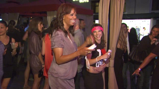 Aisha Tyler at the Maxim Ubisoft And Sony Pictures Celebrate The Cast Of 'The Other Guys' at San Diego CA