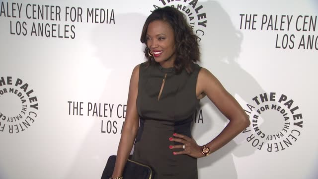 Aisha Tyler at The Paley Center For Media Hosts 2013 Benefit Gala Honoring FX Networks