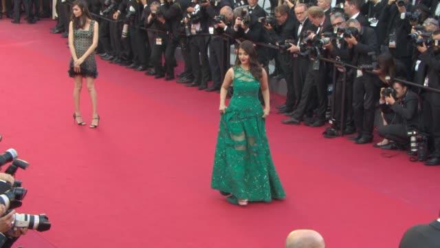 Aishwarya Rai at 'Carol' Red Carpet at Palais des Festivals on May 17 2015 in Cannes France