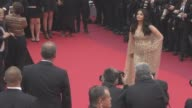 Aishwarya Rai at 'Slack Bay' Red Carpet at Grand Theatre Lumiere on May 13 2016 in Cannes France