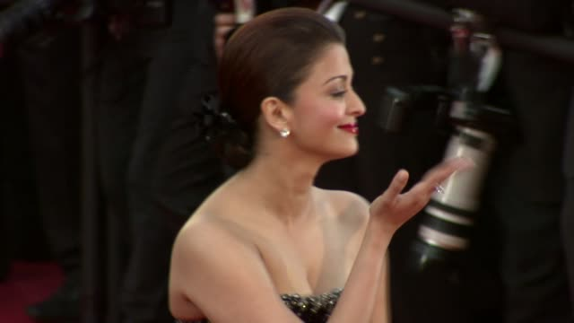 Aishwarya Rai at the Tournee Red Carpet Cannes Film Festival 2010 at Cannes