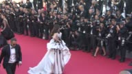 Aishwarya Rai at 'Youth' Red Carpet at Palais des Festivals on May 20 2015 in Cannes France