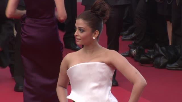 Aishwarya Rai Bachchan at the Sleeping Beauty Premiere 64th Annual Cannes Film Festival at Cannes