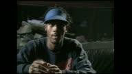RZA aka Prince Rakeem pre WuTang Clan rap in 1990