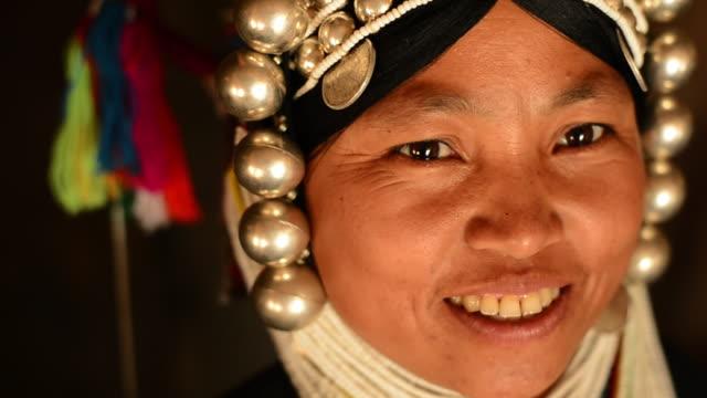 CU Akha women in Brown Zone / Kungtung, Myanmar