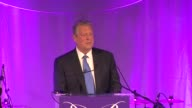 SPEECH Al Gore at 13th Annual Chrysalis Butterfly Ball in Los Angeles CA
