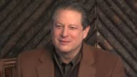 Al Gore at the 2006 Sundance Film Festival HP Portrait Studio presented by WireImage at WireImage Studio in Park City Utah on January 25 2006