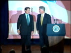 Al Gore at the Clinton Gore Event at the Century Plaza Hotel in Century City California on September 21 1995