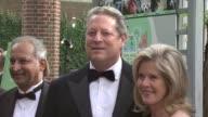 Al Gore Tipper Gore at the The Wildlife Conservation Society Safari India Gala at New York NY