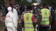 Al menos 15 personas murieron tras un cuadruple atentado suicida en la ciudad nigeriana de Maiduguri
