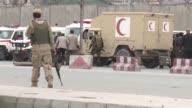 Al menos 28 personas murieron y cientos resultaron heridas este martes en Kabul tras un atentado taliban con camion bomba seguido de un feroz tiroteo...