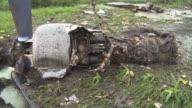 Al menos 36 personas murieron este miercoles en la capital de Sudan del Sur luego que un avion de carga se estrellara sobre una zona de viviendas...