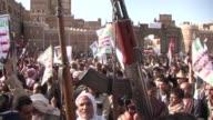 Al menos 37 personas murieron y otras 80 resultaron heridas en un ataque nocturno contra una fabrica de lacteos en Hodeida en el septimo dia de...