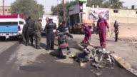 Al menos 39 personas murieron este jueves en Irak en una nueva ola de violencia atribuida a Al Qaida en lo que el presidente del Parlamento denuncio...