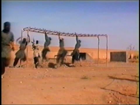 Al Qaeda training sequences / AUDIO