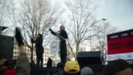 Al Sharpton President of National Action Network speaks during the postmarch rally December 13 Washington DC Thousands of people gather in the...