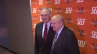 Alan Alda and Floyd Abrams at the Private Screening of Nothing But The Truth at New York NY