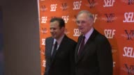 Alan Alda and Rod Lurie at the Private Screening of Nothing But The Truth at New York NY