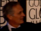 Alan Alda at the 1995 Golden Globe Awards at the Beverly Hilton in Beverly Hills California on January 21 1995