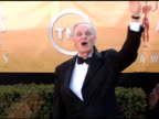 Alan Alda at the 2005 Screen Actors Guild SAG Awards Arrivals at the Shrine Auditorium in Los Angeles California on February 5 2005