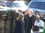 Alan Alda on the set of 'Tower Heist' at the Celebrity Sightings in New York at New York NY