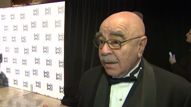 INTERVIEW Alan Heim on being at the event at 63rd Annual ACE Eddie Awards at The Beverly Hilton Hotel on February 16 2013 in Beverly Hills California