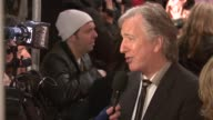 Alan Rickman at the 'Sweeney Todd The Demon Barber of Fleet Street' New York Premiere at Ziegfeld Theatre in New York New York on December 3 2007