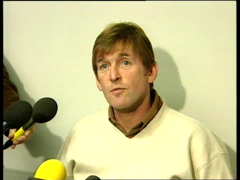 Alan Shearer to make comeback INT Kenny Dalglish pkf Will make decisions on Alan as responsibly as we have done so far