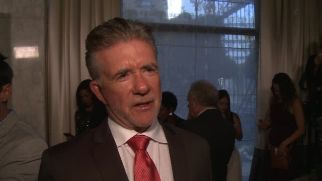 "INTERVIEW Alan Thicke on the event the importance of supporting the cause at ""Cool Comedy / Hot Cuisine"" An Evening Benefitting the Scleroderma..."