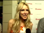 Alana Stewart on Target at the Launch The Target Couture Collection By Intuition Founder Jaye Hersh at Social Hollywood in Hollywood California on...