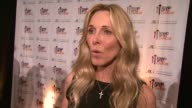 INTERVIEW Alana Stewart on the event at Stand Up To Cancer Press Event At The AACR Annual Meeting in San Diego CA