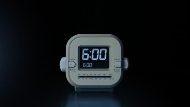 Alarm Clock Going Off
