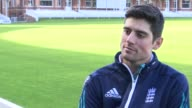 Alastair Cook talks about decision to resign as England Captain Alastair Cook talks about decision to resign as England Captain Alastair Cook...