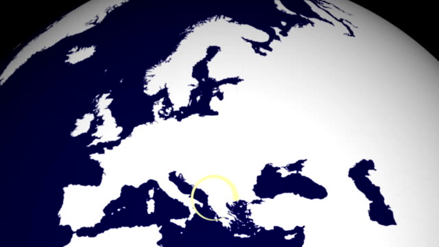 Albania info graphic