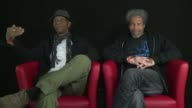 Albert Woodfox 69 and Robert King 74 militant Black Panthers from the US testified on Tuesday during a press conference organised by Amnesty...