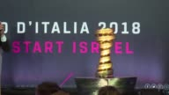 Alberto Contador and Ivan Basso helped unveil plans Monday for a challenging start to the 2018 Giro d'Italia in Israel the first time one of...