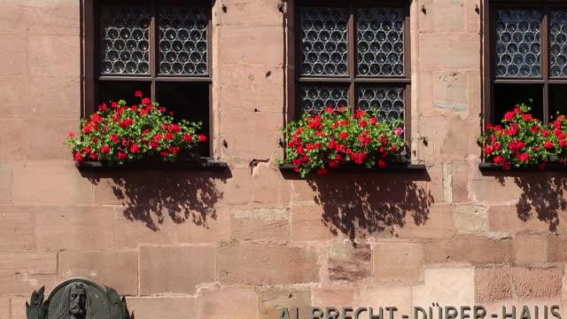 CU TU Albrecht Duerer's House in Nuremberg