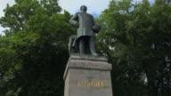 Albrecht Graf von Roon Monument, Englischer Garten, Berlin, Germany