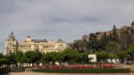 Alcazaba - Malaga, Spain