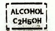 Alkohol-Platte